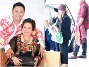 Mẹ Minh Béo lặng lẽ sang Mỹ thăm con trai
