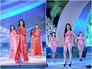 Làng sao - Mãn nhãn với đêm chung kết Hoa hậu biển VN 2016