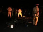 Tin tức - Lấn làn đường tông 3 xe máy, 1 người chết, 3 bị thương