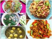 Bếp Eva - Bữa cơm ngon miệng cho cuối tuần