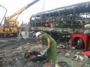 Tin tức - Hé lộ hồ sơ 3 xe đâm nhau bốc cháy tại Bình Thuận