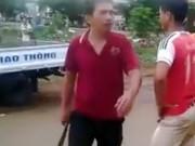 Tin tức - Chém đứt tay công an khi vi phạm giao thông