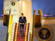 Tin tức - Tổng thống Obama đã đến Hà Nội