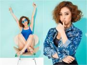 Làng sao - Hoa hậu Jennifer Phạm xinh đẹp ngỡ ngàng với áo tắm