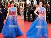 Thời trang - Lý Nhã Kỳ ghi điểm cao trong lễ bế mạc LHP Cannes