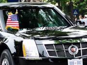 Tin tức - Nữ đặc vụ lái chiếc Cadillac One hộ tống Tổng thống Obama