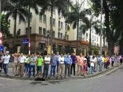 Tin tức - Ảnh: Người dân Hà Nội háo hức chờ đón Tổng thống Obama