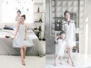 Làm mẹ - 10 mẫu váy đôi ngọt ngào cho mẹ diện chung với con gái