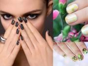 Làm đẹp - 5 mẫu nail đẹp tuyệt, nàng nhìn là mê ngay
