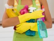 Nhà đẹp - 7 cách giúp bạn tiết kiệm 5 phút mỗi lần lau dọn