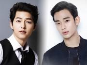 """Làng sao - Song Joong Ki là """"nam thần quốc dân"""" của Hàn Quốc"""