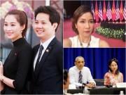 Làng sao - Những sao Việt có cơ hội được gặp Tổng thống Mỹ Obama