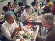 """Tin tức - 6 điểm """"lạ"""" trong bữa bún chả của Tổng thống Obama"""