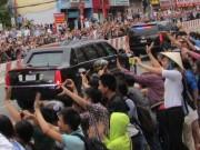 Tin tức - Khám phá dàn siêu xe chở Tổng thống Obama ở Sài Gòn