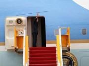 Tin tức - Tổng thống Obama chào tạm biệt Việt Nam