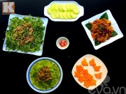 Bếp Eva - Bữa ăn chiều ngon miệng cho gia đình