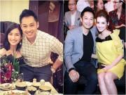 Làng sao - Ông xã Việt kiều điển trai ngọt ngào mừng sinh nhật Trúc Diễm
