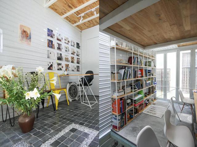 """Phòng 10m2 với thiết kế """"siêu rộng"""" giữa Thủ đô"""