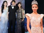 Thời trang - Cựu DV Thủy Tiên 'chơi trội' mua váy 400 triệu đồng tặng HH Pháp