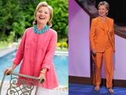 Thời trang - Hillary Clinton - nữ chính trị gia đi đầu các xu hướng thời trang