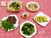 Bếp Eva - Bữa ăn 5 món cả nhà đều mê
