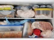 Mua sắm - Giá cả - Trữ đông thực phẩm sạch ăn dần liệu có an toàn?