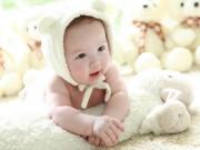 Làm mẹ - 10 cách phát triển não bộ giúp bé sơ sinh thông minh