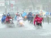 Tin tức - Bắc Bộ tiếp tục có mưa to trên diện rộng