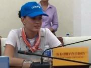 Làng sao - Lộ hình ảnh mới nhất của Katy Perry tại Việt Nam