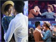 Làng sao - Trấn Thành quấn quýt ôm ấp, hôn tay Hari Won