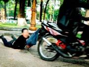 Tin tức - Bắt 4 đối tượng cướp túi xách, kéo nạn nhân tử vong