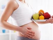 Bà bầu - Những thực phẩm tốt hơn thuốc bổ cho mẹ bầu
