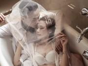Eva Yêu - Xôn xao bộ ảnh cưới nội y của cặp đôi Sài thành