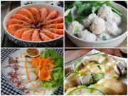 Bếp Eva - Những món luộc, hấp ngon cho cuối tuần