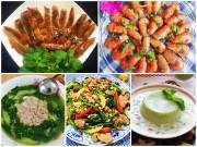 Bếp Eva - Thực đơn cuối tuần ngon ai cũng thích