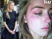 Làng sao - Johnny Depp tố vợ dựng chuyện bạo hành để chia tài sản