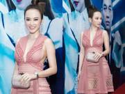 Thời trang - Angela Phương Trinh lộ nội y trên thảm đỏ sự kiện thời trang