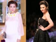 Thời trang - Tuần qua: Diễm Trang, Hồng Quế đẹp rạng ngời khi mang bầu 5 tháng