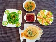 Món ngon nhà mình - Bữa cơm hấp dẫn cho cả gia đình - MN67857