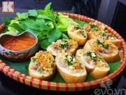 Bếp Eva - Bánh mì hấp nhân thịt vừa ngon lại dễ làm cho bữa sáng