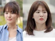 Làm đẹp - Những kiểu tóc mùa hè tuyệt đẹp của Song Hye Kyo