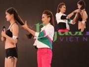 Thời trang - Thanh Hằng gây sốc khi cắt tóc thí sinh ngay trên sân khấu