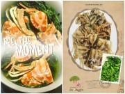 Món ngon nhà mình - Ngon ngọt canh ghẹ nấu rau muống cho mùa hè - MN22707