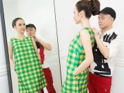Thời trang - Đỗ Mạnh Cường chăm chút váy áo cho Angela Phương Trinh