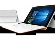 Asus trình làng loạt máy tính mới giống Microsoft Surface