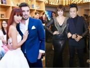 2 cặp sao Việt và người yêu ngoại quốc hot nhất hiện nay