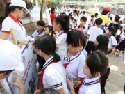 Tin tức sức khỏe - Hơn 42.000 học sinh tiểu học được tìm hiểu về kiến thức tẩy giun