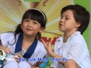 Tin tức giải trí - Thanh Thảo Hugo - Ốc Thanh Vân thích thú với cách bày tỏ tình cảm của trẻ