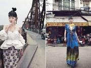 """Làng sao - Ngắm hình ảnh """"MC nổi tiếng nhất xứ Đài"""" chụp tại VN"""