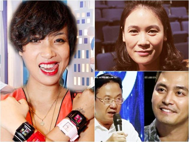 2 talkshow Việt hứng chịu phản ứng gay gắt nhất của dư luận